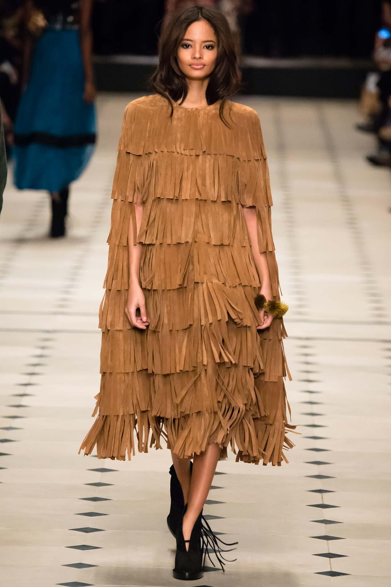 Burberry Prorsum| London Fashion Week Fall 2015 RTW